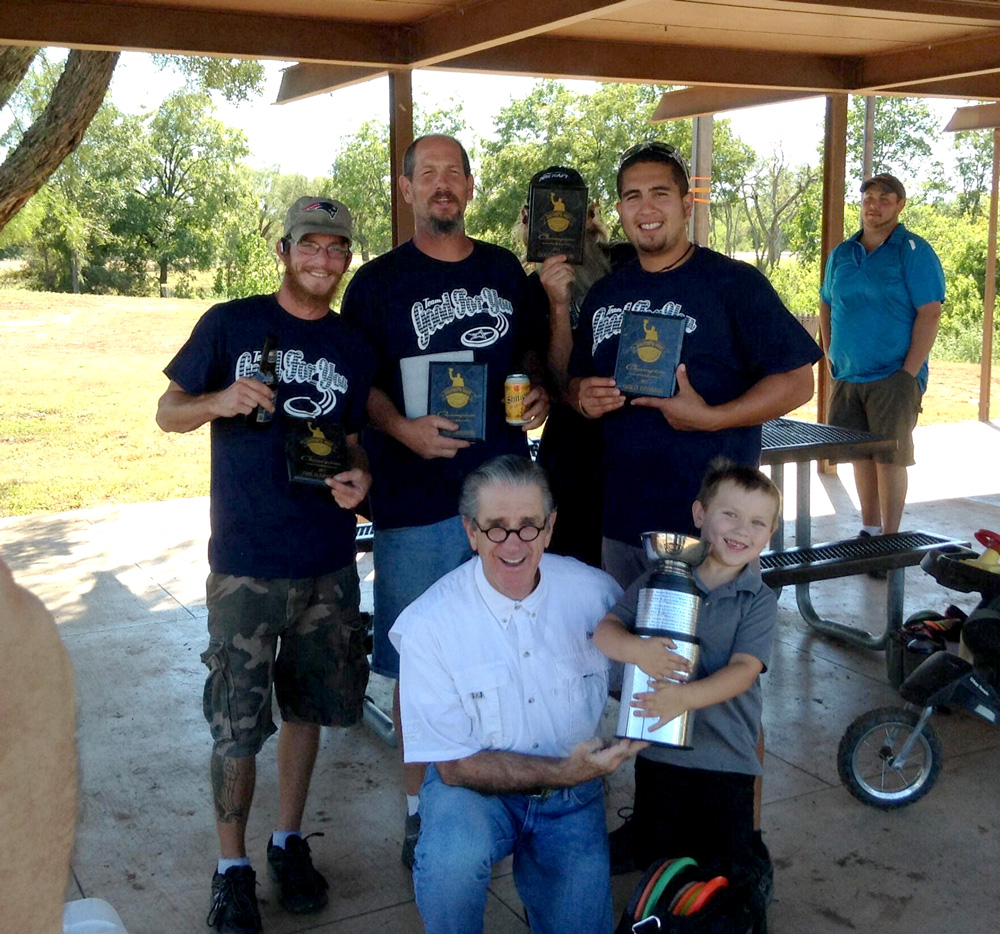 Concho Valley Pearls Co. - Winner of 2012 Mayor's Cup Tournament