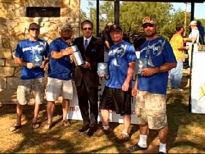 Warlocks - Winner of 2010 Mayor's Cup Tournament